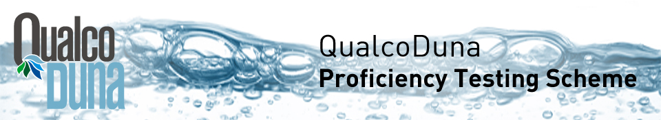 QualcoDuna Proficiency Testing Scheme